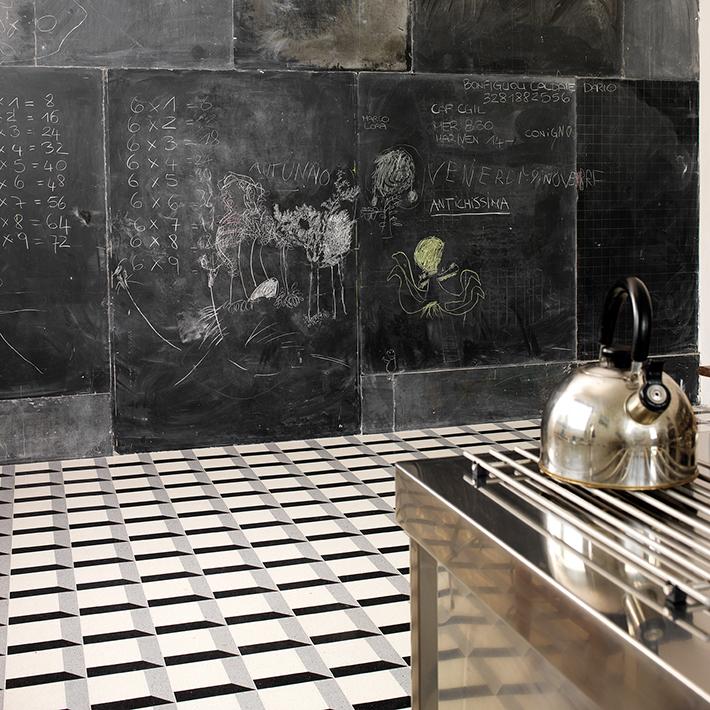 Cubi mipa piastrelle in graniglia grit tiles for Piastrelle graniglia