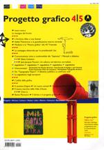 CSUNI / Progetto grafico Aiap Edizioni N.4/5, 02/2005, p.195.