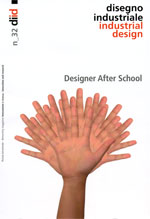 PUNTO PECORA / DIID Disegno Industriale Industrial Design, n.32, 01-02/2009, p.34.