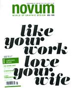 STUDIOCHARLIE / Novum, World of Graphic Design, New Media Magazine, 05/2009, p.52-57.