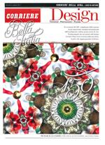 CONCHIGLIA / Corriere Design inserto del Corriere della Sera, martedì 12/04/2011, p.6-14.