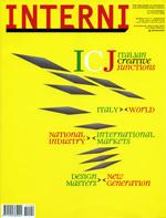 STUDIOCHARLIE / Interni Italian Creative Junction in Interni N.9, 09/2011, p.46.