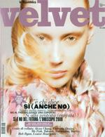 PUNTO PECORA / Velvet n.27, supplemento a la Repubblica, 02/2009, p.292, p.298.