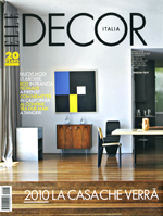 CUBI / Elle Decor N.1-2, 01-02/2010. Next, tendenze 2010.