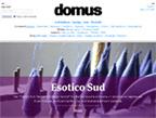 ESOTICO SUD / domusweb, 15 novembre 2013.