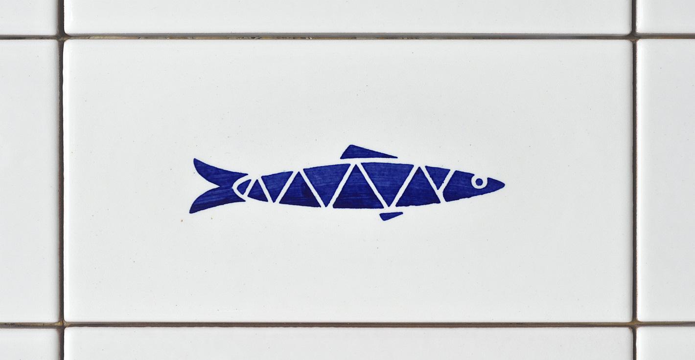 piastrelle / tiles SARDINE - Studiocharlie - Made a Mano - Carla scorda - Gabriele Rigamonti - Vittorio Turla