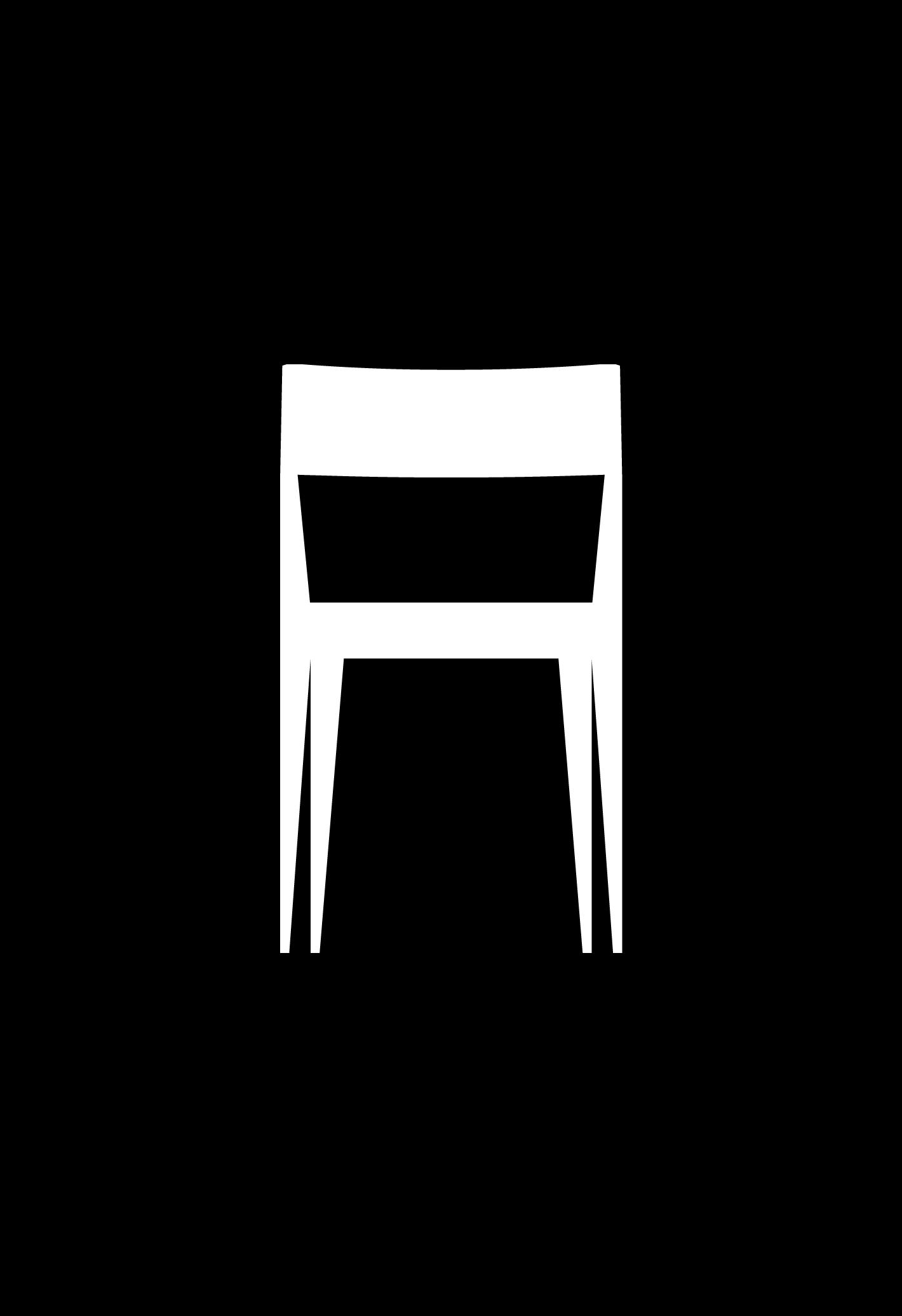 sedia / chair ARAGOSTA - Studiocharlie - Billiani - Carla scorda - Gabriele Rigamonti - Vittorio Turla